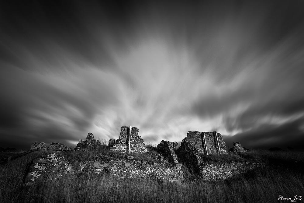 Saltworks Ruins - Aaron Saunderson